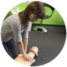 Erste Hilfe Kurs Übungen